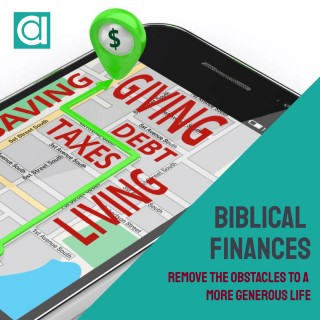 This image is a related visual description of the project 'Biblical Finances' that was created by 'One and Done Financial'.