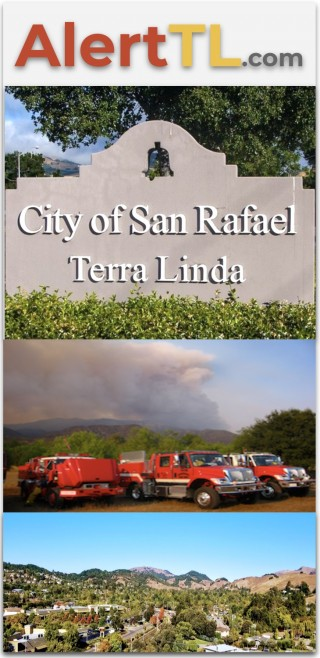 This image is a related visual description of the project 'Alert Terra Linda' that was created by 'AlertTL'.