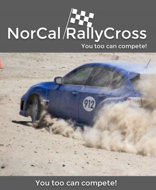 This image is a related visual description of the project 'NorCal RallyCross' that was created by 'NorCal RallyCross'.