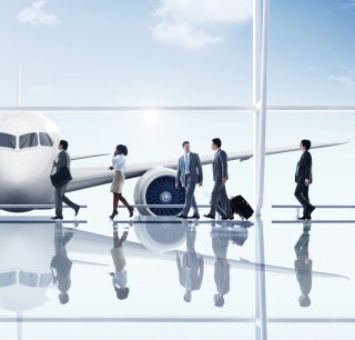 This image is a related visual description of the project 'Business Travel Tracker' that was created by 'RallySite'.