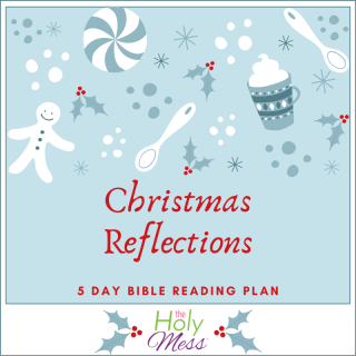 This image is a related visual description of the project 'Christmas Reflections || The Holy Mess' that was created by 'The Holy Mess'.