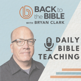 This image is a related visual description of the project 'Daily Bible Teaching Broadcasts' that was created by 'Back To The Bible'.