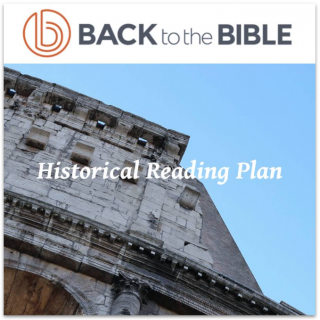 This image is a related visual description of the project 'Historical Reading Plan' that was created by 'Back To The Bible'.