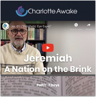 This image is a related visual description of the project 'Jeremiah | A Nation on the Brink | Chapters 1 through 7' that was created by 'Charlotte Awake'.