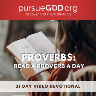 This image is a related visual description of the project 'Proverbs || Pursue God' that was created by 'Pursue God'.
