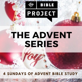 This image is a related visual description of the project 'The Advent Series || The Bible Project' that was created by 'The Bible Project'.