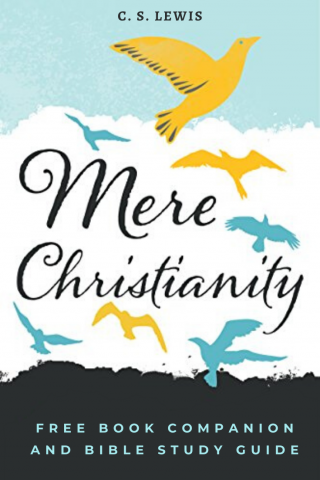 This image is a related visual description of the project 'Mere Christianity - Study Guide' that was created by 'Back To The Bible'.