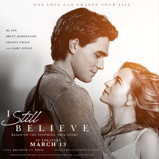 This image is a related visual description of the project 'I Still Believe Movie' that was created by 'I Still Believe'.