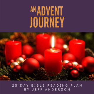This image is a related visual description of the project 'An Advent Journey' that was created by 'Jeff Anderson - Author'.