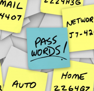 This image is a related visual description of the project 'Password Keeper' that was created by 'RallySite'.